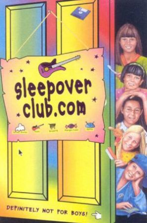 Sleepover Club.Com by Narinder Dhami