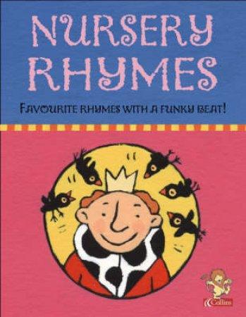 Nursery Rhymes - Cassette by Jan Francis