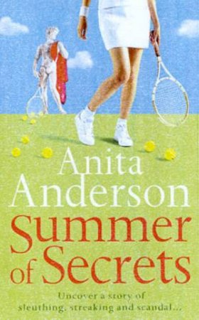 Summer Of Secrets by Anita Anderson