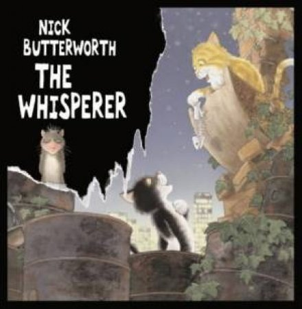 Whisperer by Nick Butterworth