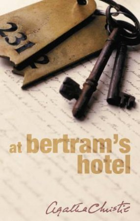 Miss Marple: At Bertram's Hotel by Agatha Christie