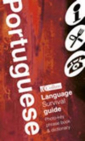 Collins Language Survival Guide: Portugal - CD Pack by Various