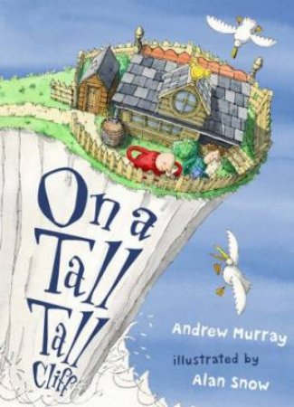 On A Tall, Tall Cliff by Andrew Murray
