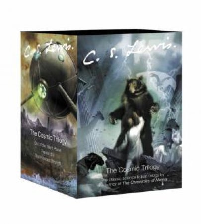 Cosmic Trilogy: Slipcased Set of Three by C.S. Lewis