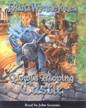 Howl's Moving Castle - Cassette by Diana Wynne Jones