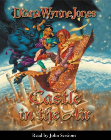 Castle In The Air - Cassette by Diana Wynne Jones