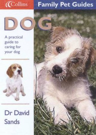 Collins Family Pet Guides: Dog by David Sands