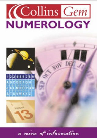 Collins Gem: Numerology by Various