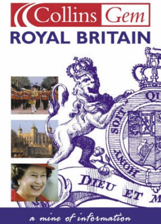 Collins Gem: Royal Britain by Various