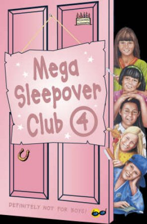 The Sleepover Club: Mega Sleepover Club Omnibus 4 by Various