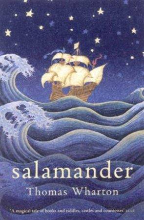 Salamander by Thomas Wharton