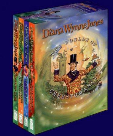 The Worlds Of Chrestomanci Box Set by Diana Wynne Jones