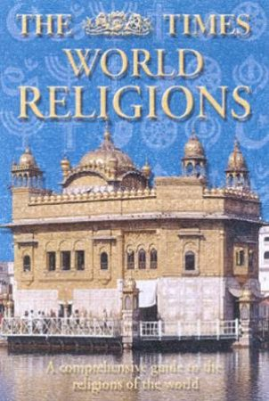 The Times World Religions by Martin Palmer