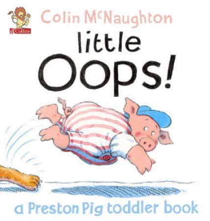 Little Oops! by Colin McNaughton