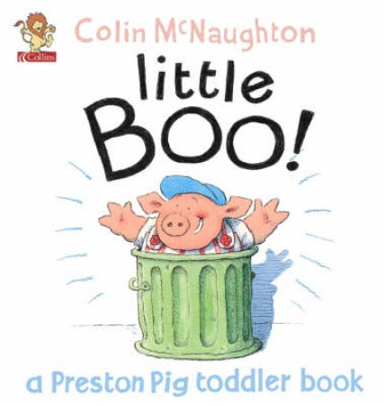 Little Boo! by Colin McNaughton