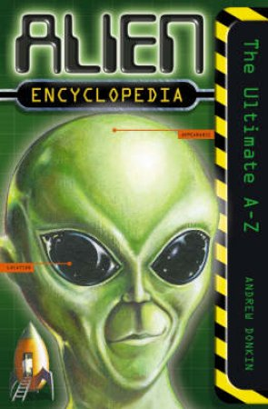 Alien Encyclopedia by Andrew Donkin