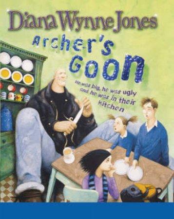 Archers Goon - Cassette by Diana Wynne Jones