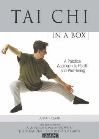 Tai Chi In A Box - Book & Cards by Various
