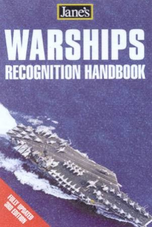 Jane's Warships Recognition Handbook by Various