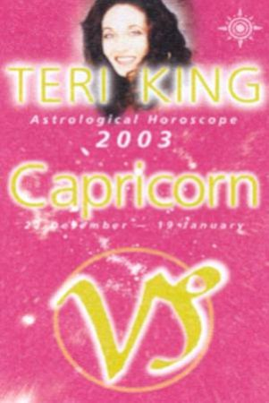 Capricorn by Teri King