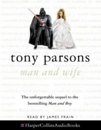 Man And Wife - Cassette by Tony Parsons