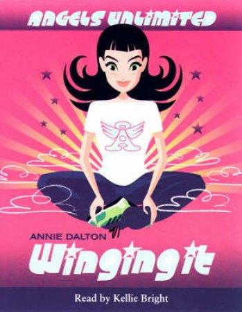 Winging It - Cassette by Annie Dalton