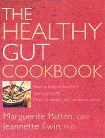 The Healthy Gut Cookbook by Marguerite Patten & Jeannette Ewin