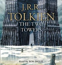 The Two Towers CD  Unabridged