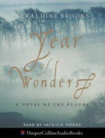 Year Of Wonders - Cassette by Geraldine Brooks