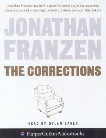 The Corrections - Cassette by Jonathan Franzen
