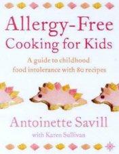 AllergyFree Cooking Food Kids