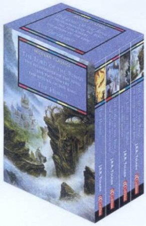 Collins Modern Classics: The Hobbit & The Lord Of The Rings - Paperback Box Set by J R R Tolkien
