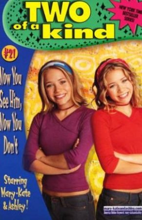 Now You See Him, Now You Don't by Mary-Kate & Ashley Olsen