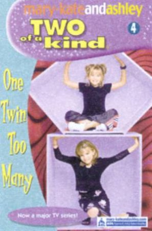 One Twin Too Many by Mary-Kate & Ashley Olsen