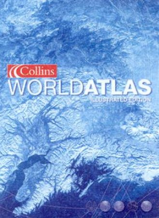 Collins World Atlas - Illustrated Hardcover Edition by Various