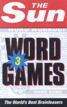 The Sun Word Games 3 by Various