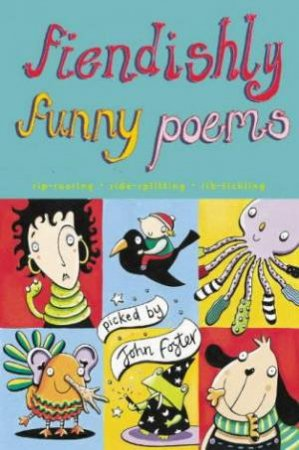 Fiendishly Funny Poems by John Foster