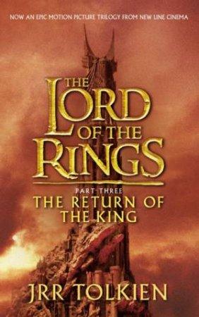 The Return Of The King - Film Tie-In by J R R Tolkien