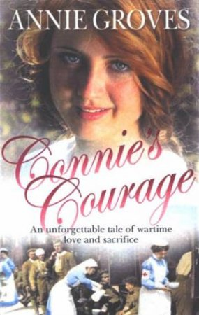 Connie's Courage by Annie Groves