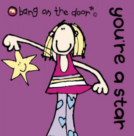 Bang On The Door Mini Book: You're A Star by Various