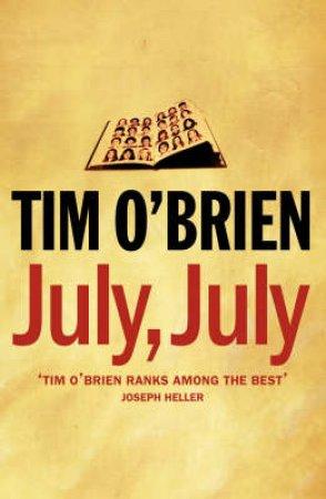 July, July by Tim O'Brien