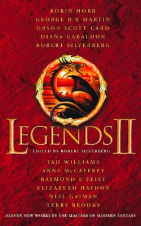 Legends 2 by Robert Silverberg