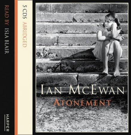 Atonement - CD by Ian McEwan