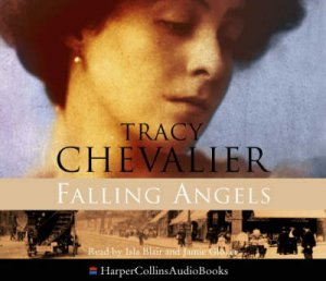 Falling Angels - CD by Tracy Chevalier