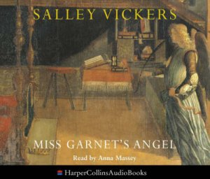 Miss Garnet's Angel - CD by Salley Vickers