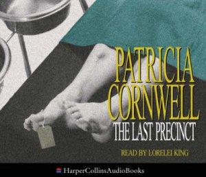 The Last Precinct - CD by Patricia Cornwell
