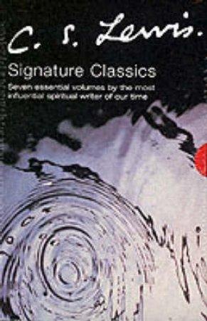 C.S. Lewis Signature Classics Boxed Set by C S Lewis