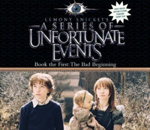 The Bad Beginning - CD by Lemony Snicket