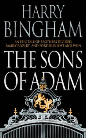 Sons Of Adam by Harry Bingham