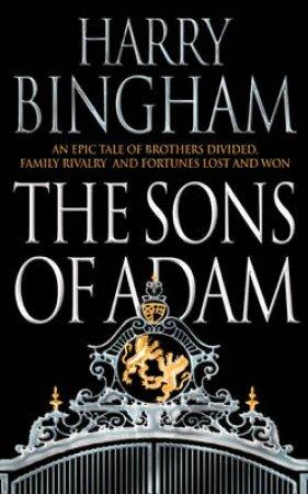 Sons Of Adam by Harry Bingham